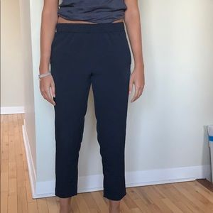 Blue H&M trousers